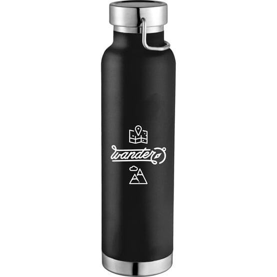 22 oz Juna Copper Insulated Bottle