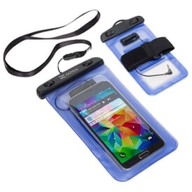 Waterproof Phone Pouch with Audio Jack