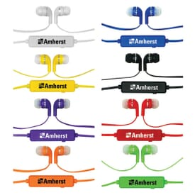 Color Burst Bluetooth® Earbuds