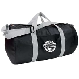 Lightweight Barrel Duffle Bag