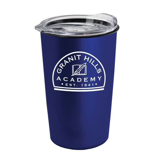 Blue Metallic Look Sentinel Tumbler