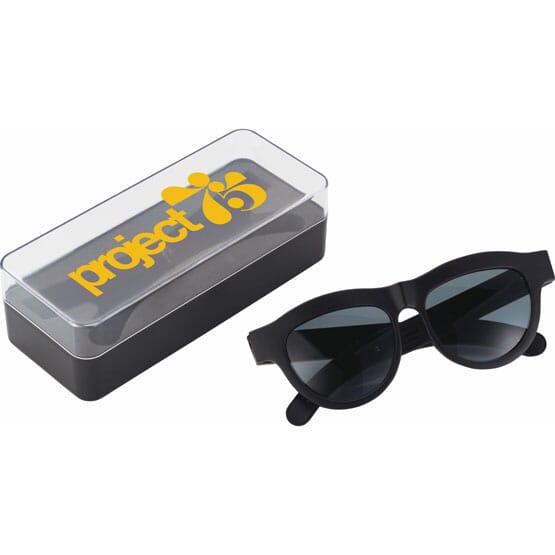 Sunglasses with Built-In Speakers