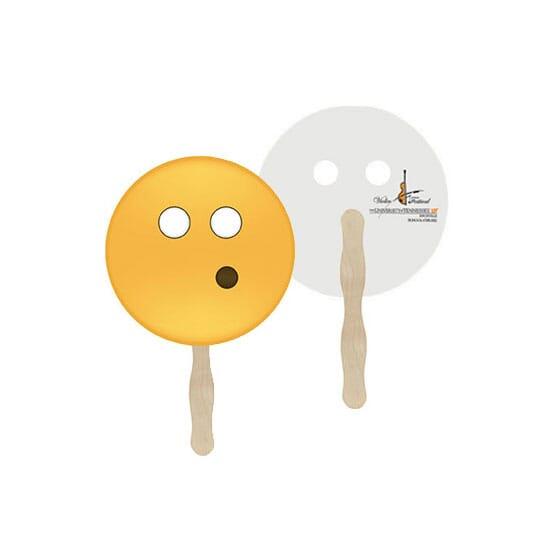 Emoji Face Hand Fan