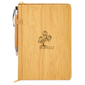 Textured Journal Gift Set