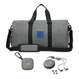 Sport and Sound Gym Duffle Set
