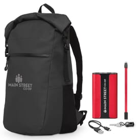 World Traveler Backpack Bundle