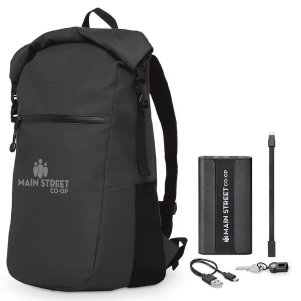 World Traveler Backpack Bundle