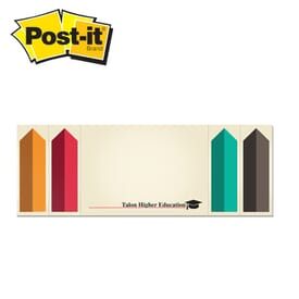 Post-it® Page Markers and Note Pad Combo