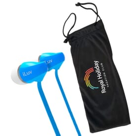 iLuv® Tangle-Free Ear Buds
