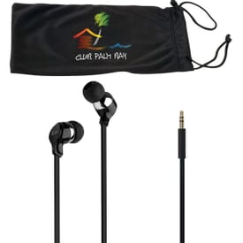 iLuv® Rave Tangle-Resistant Ear Buds