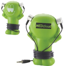 Cord Buddy with Earbuds