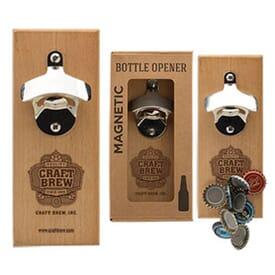 Magnetic Mounted Bottle Opener