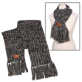 LEEMAN™ Heathered Knit Scarf