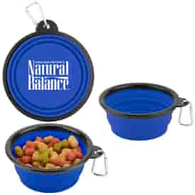 Portable Silicone Pet Bowl