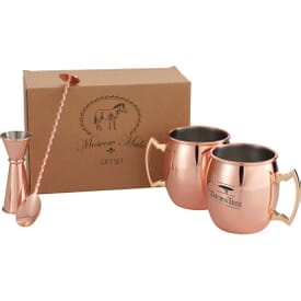 Moscow Mule 4-Piece Gift Set