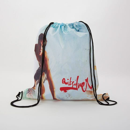 To-Dye-For Sublimated Drawstring Backpack