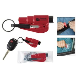 Resqme® 2-in-1 Auto Emergency Safety Tool