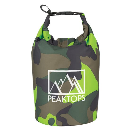 Camo Print Waterproof Dry Bag