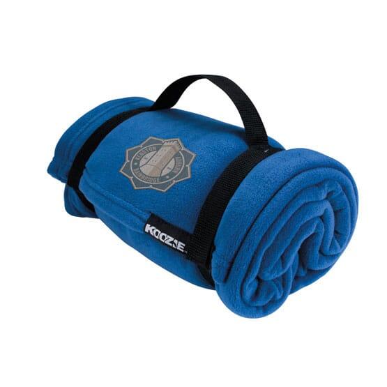 Personalized Koozie® Field Blanket
