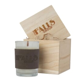 Wooden Wick Scented Candle Gift Set