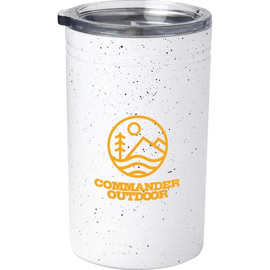 11 oz Sherpa Speckled Finish Tumbler & Insulator