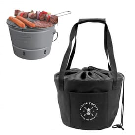 Coleman® Bucket Charcoal Grill with Case