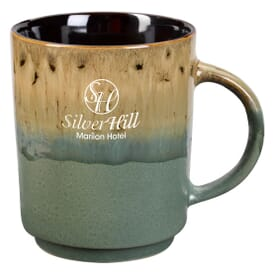 16 oz Shiny Pottery Mug