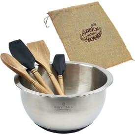 CraftKitchen™ Kitchen Utensils & Bowl Gift Set