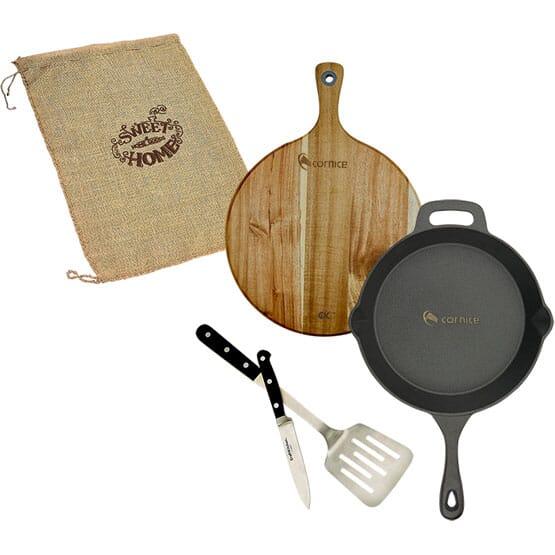CraftKitchen™ Kitchen Utensils & Skillet Gift Set