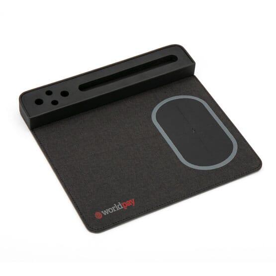 Multi-Tasker Charging Mouse Pad