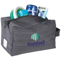 Custom Toiletry Bags, Cosmetic Bags & Dopp Kits with Logo