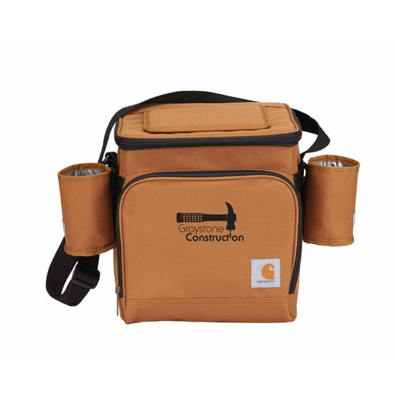Carhartt® Signature 18 Can Cooler with Can Holders