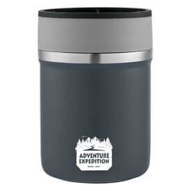 Coleman® Lounger Stainless Steel Can Coozie