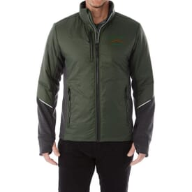 Men's Insulated Hybrid Jacket