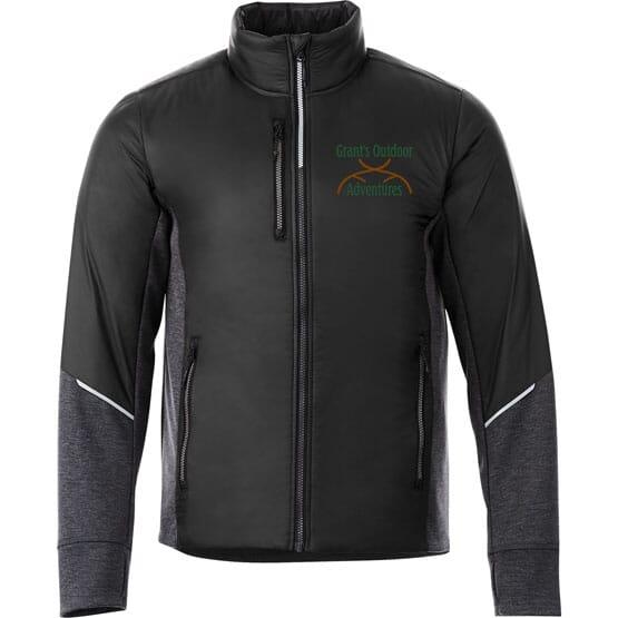 Men's Insulated Hybrid Jacket