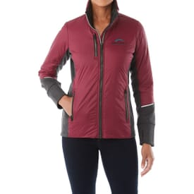 Women's Insulated Hybrid Jacket