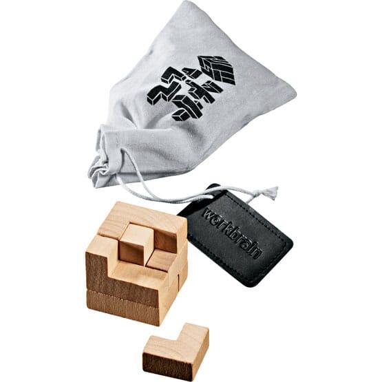 Wooden Block 3D Puzzle Set