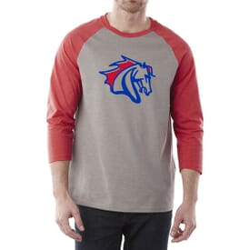 Men's Baseball 3/4 Sleeve Tee