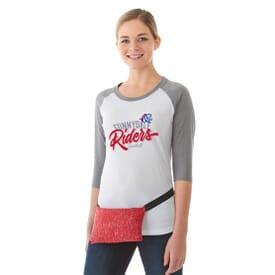 Women's Baseball 3/4 Sleeve Tee