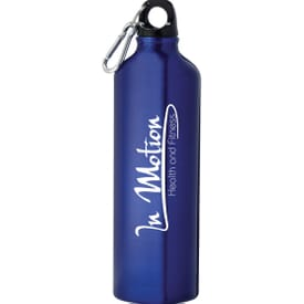 26 oz Vivid Aluminum Sports Bottle