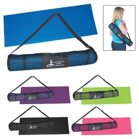 Asana Yoga Mat and Carrying Case