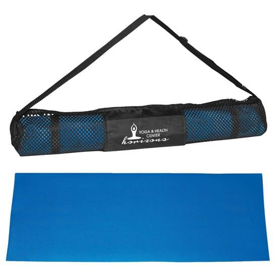 Asana Yoga Mat and Carrying Case