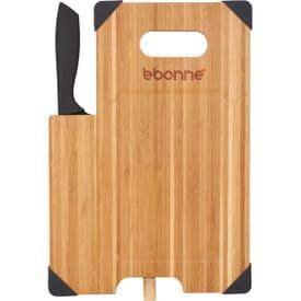 Natural Bamboo Cutting Board Set