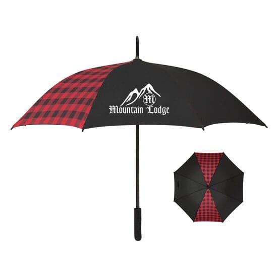 """46"""" Arc Northwoods Umbrella"""