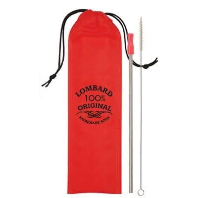 Stainless Steel Straw Kit 122032
