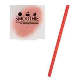Silicone Straw in Case
