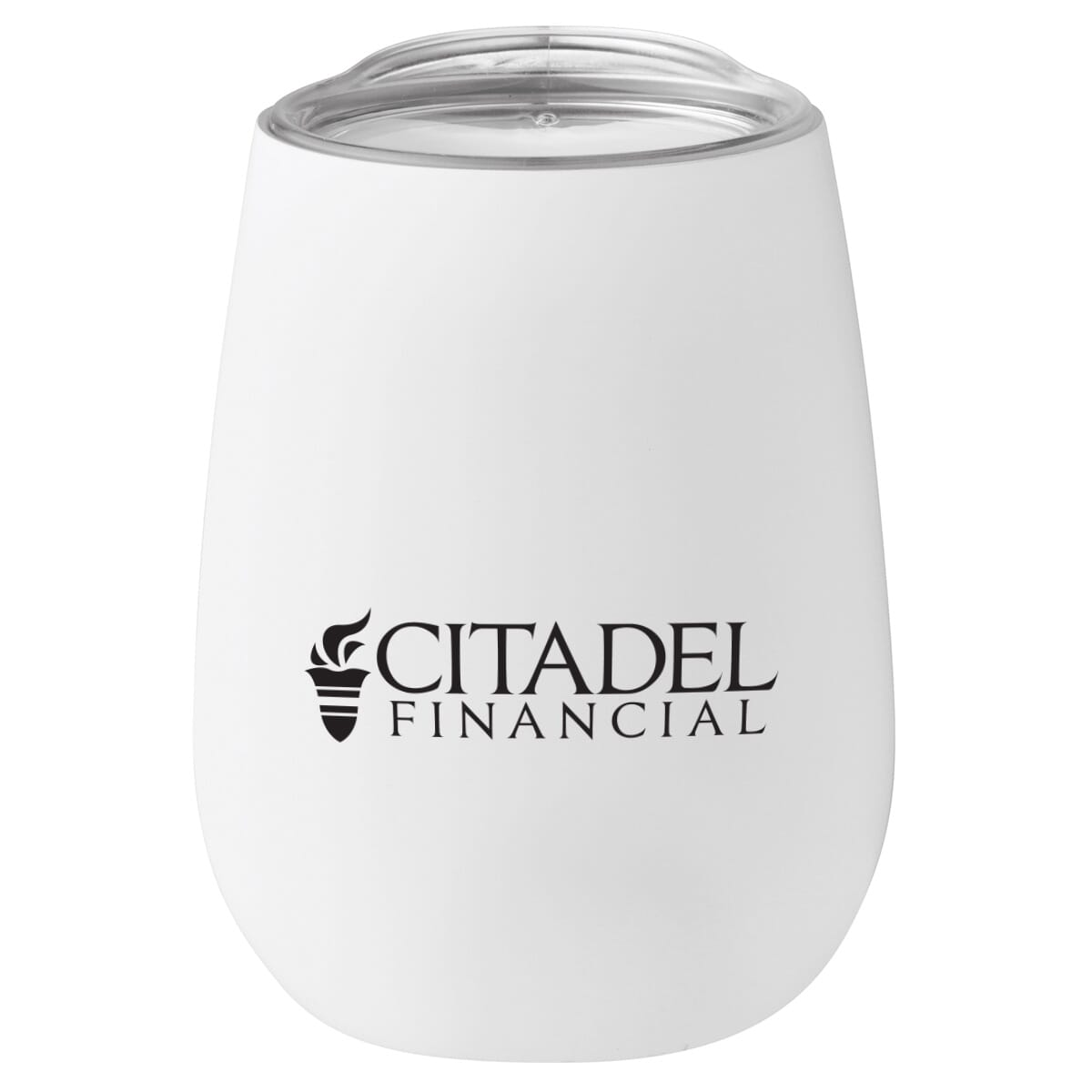 Insulated tumbler for wine or coffee