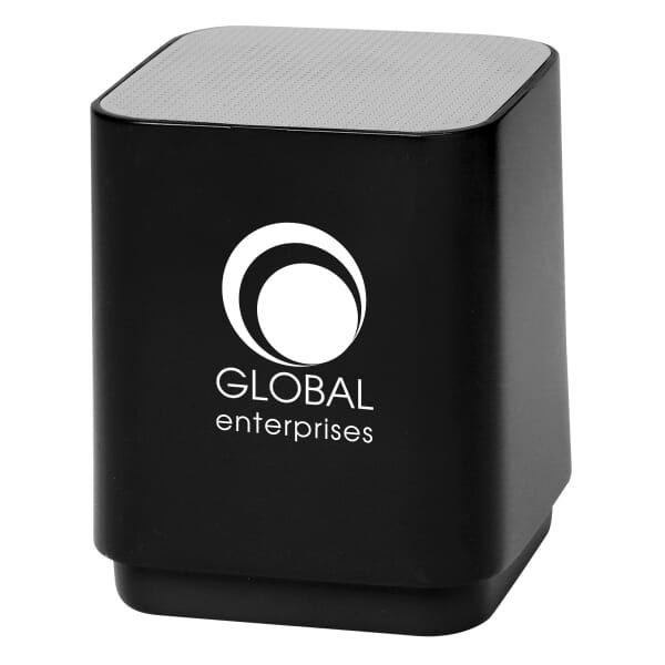 Illuminated Logo Bluetooth(R) Speaker 122066