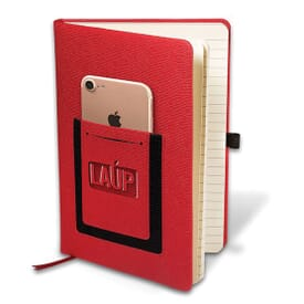 Roma Journal with Phone Pocket