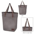 tote back and straps